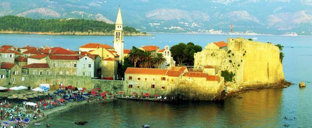 Albanija - Crna Gora